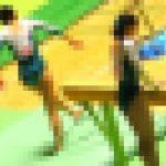 体操JK 体操競技選手権大会 女子平均台【動画】スポーツ編 3606と3605セット販売