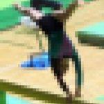体操JK 体操競技選手権大会 女子平均台【動画】スポーツ編 3606と3607セット販売