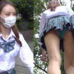 透けブラ・青チェ・ストーキング映像2